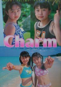 大島優子, 田島穂奈美 | Charm | 写真集