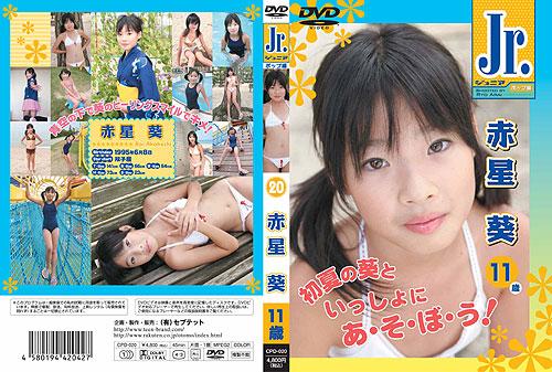 赤星葵 | Jr ポップ編 | DVD