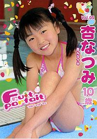 杏なつみ | フルーツパフェ vol.5 | DVD