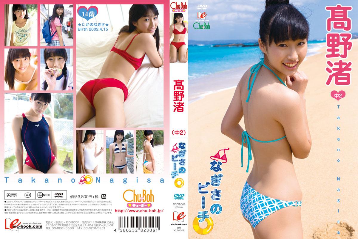 高野渚 | なぎさのビーチ | DVD