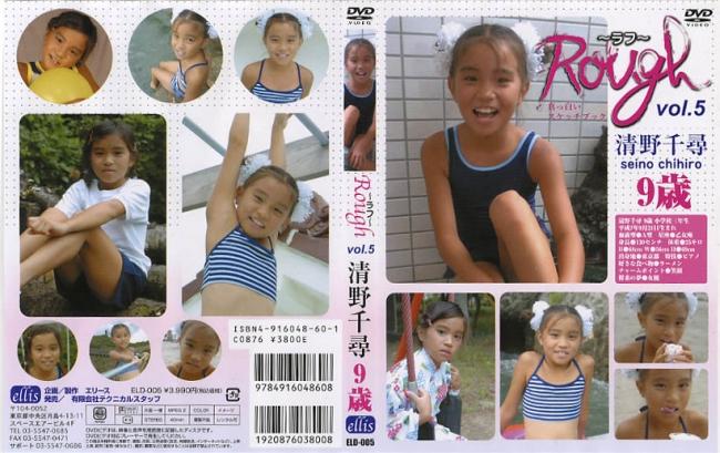 清野千尋 | Rough vol.5 | DVD