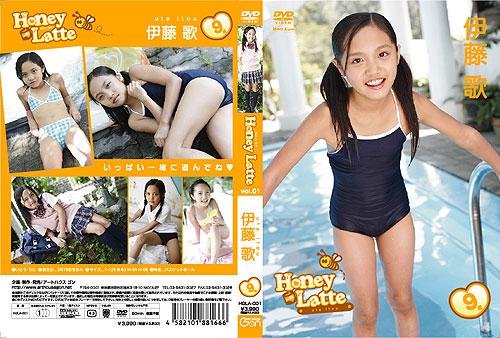 伊藤歌 | ハニーラテ vol.01 | DVD