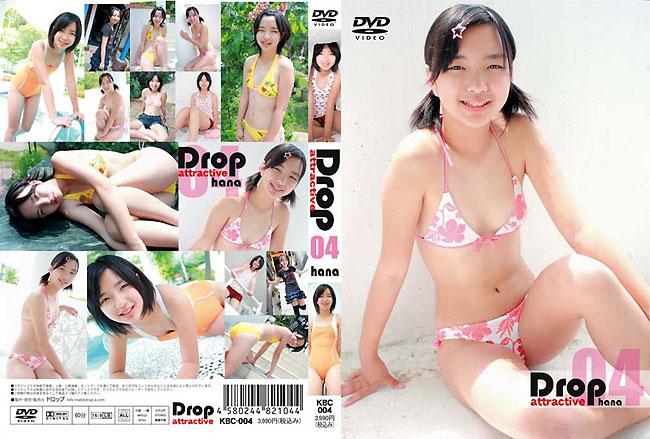 HANA   Drop Attractive 04   DVD