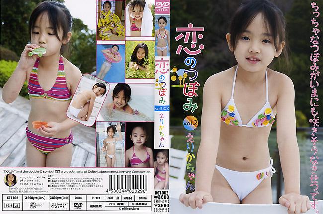 えりか | 恋のつぼみ vol.2 | DVD