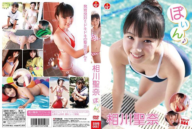 相川聖奈 | ぽぃん♪ | DVD