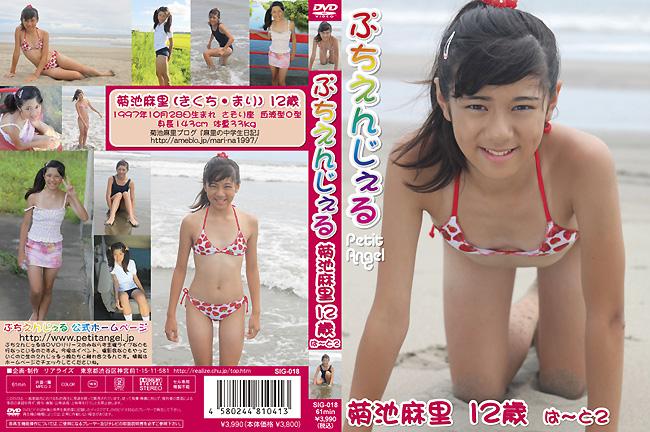 菊池麻里 | ぷちえんじぇる ぱ~と2 | DVD