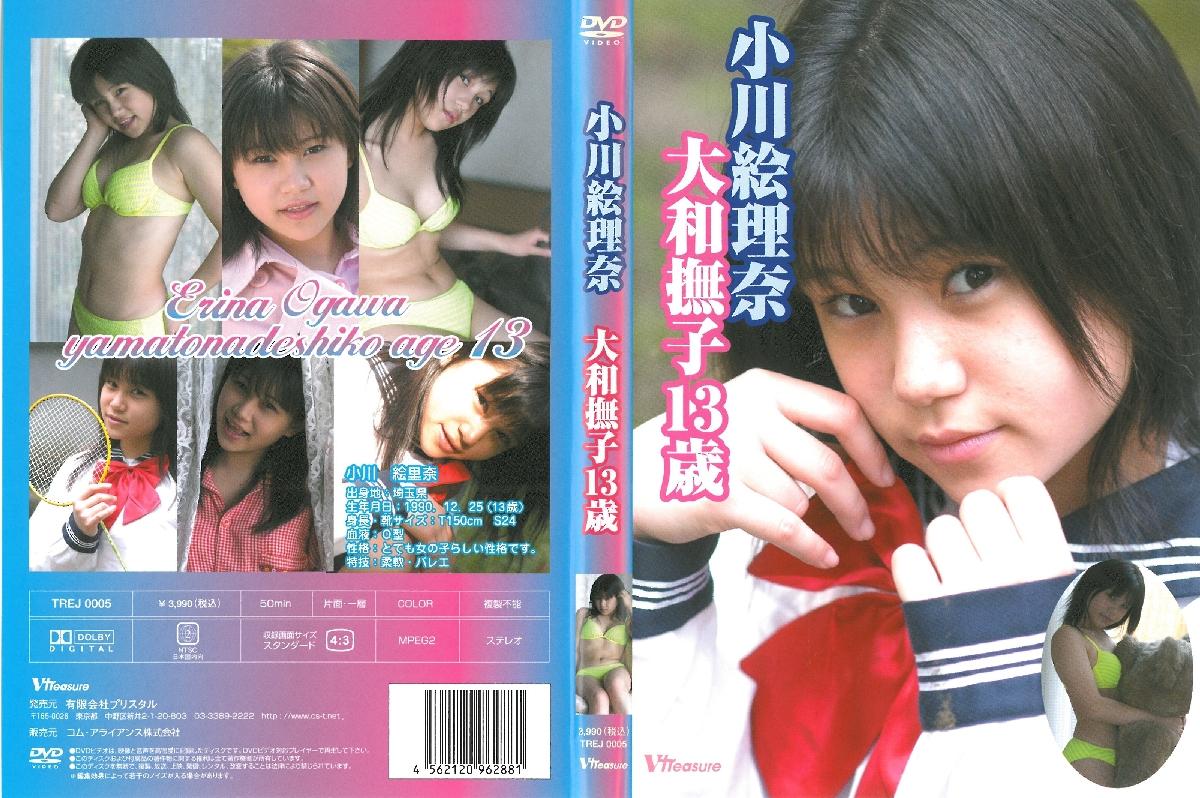 小川絵理奈   大和撫子   DVD