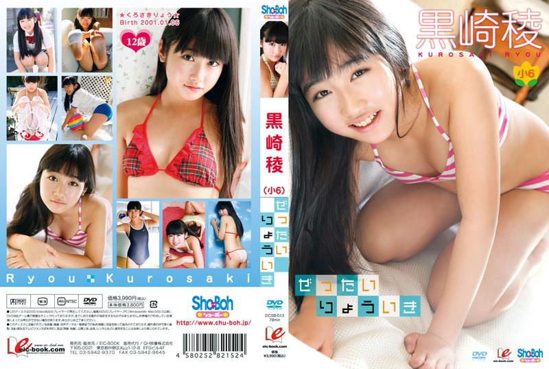 黒崎稜   ぜったいりょういき   DVD