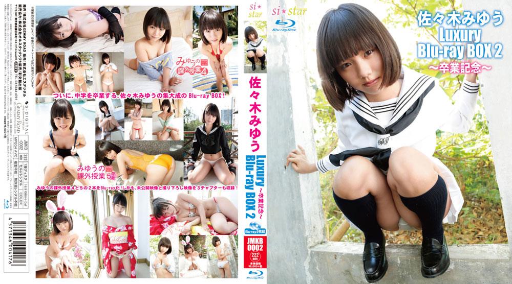 佐々木みゆう | Luxury Blu-ray BOX 2 | BD-BOX