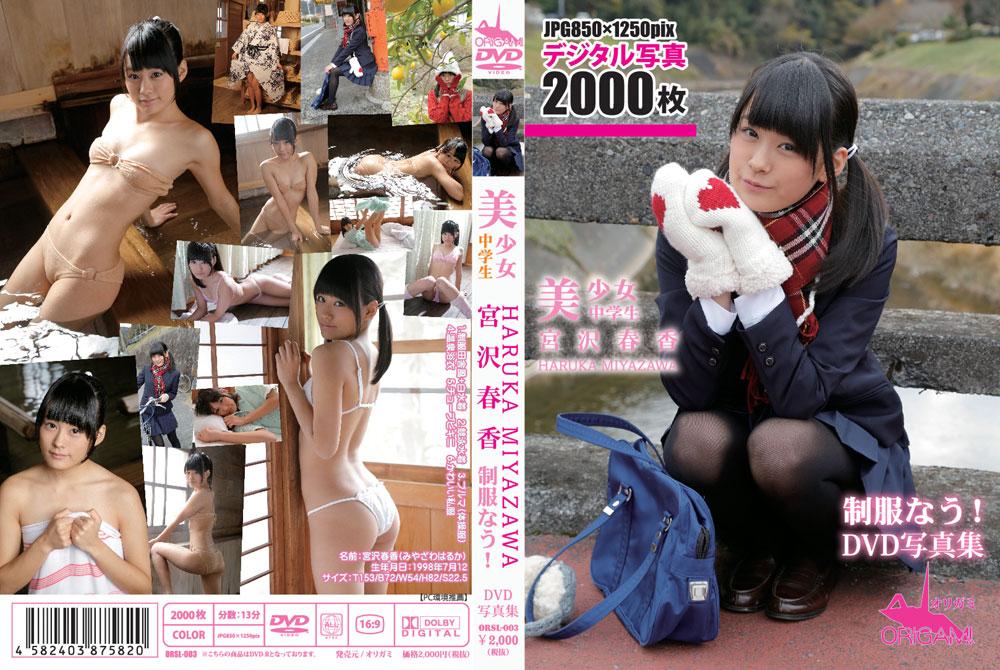 宮沢春香   制服なう DVD写真集   デジタル写真集
